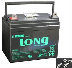 密閉型サイクルバッテリー LONG / GEL型 LG32-12 / 12V 32Ah[正規品/セール中]