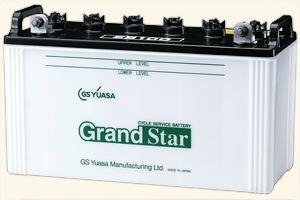 G.S YUASA バッテリ EBグランドスターシリーズ EB35 (端子形状分類記号:LER)[正規ルート品][日本語取扱説明書]