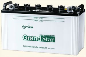 G.S YUASA バッテリ EBグランドスターシリーズ EB130 (端子形状分類記号:TE)[正規品/セール中]