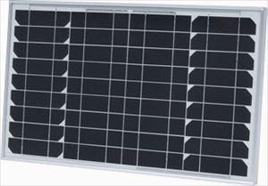 ソーラー発電セット 12V KIS製 36W (GT30)+SABA10[正規ルート品][日本語取扱説明書]