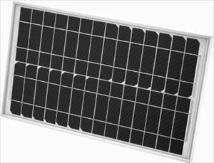 ソーラー発電セット 12V KIS製 26W (GT230S)+SABA10[正規品/日本語の説明書付き/無料保証2年(電池を除く)]