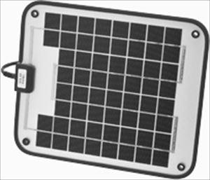 ソーラー発電セット 12V KIS製 6.2W (BT832-MRN)+SABA10[正規品/日本語の説明書付き/無料保証2年(電池を除く)]