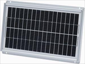 ソーラー発電セット 12V KIS製 7W (GT833S-TF)+SABA10[正規ルート品][日本語取扱説明書]