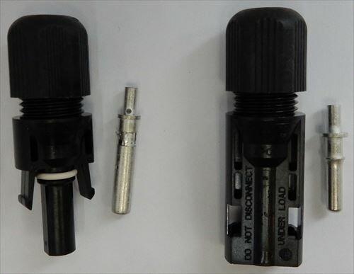 MC4コネクタ 2.5sq ペア 20個セット[正規品/日本語の説明書付き/無料保証2年(電池を除く)]