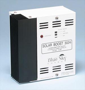 充放電コントローラー MPPT型 SOLARBOOST BLUE SKY ENERGY / SB3024iL[正規ルート品][日本語取扱説明書]