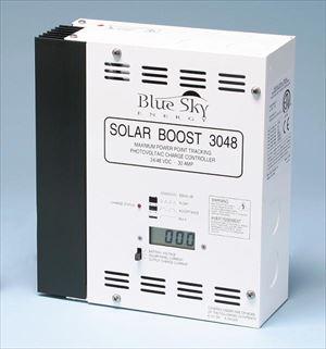 充電コントローラー MPPT型 SOLARBOOST BLUE SKY ENERGY / SB3048L[正規ルート品][日本語取扱説明書]