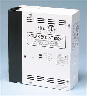 充電コントローラー MPPT型 SOLARBOOST BLUE SKY ENERGY / SB6024HDL[正規ルート品][日本語取扱説明書]