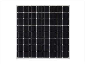 単結晶 ソーラーパネル 215W - 24V / N-sokar (RS-210-24) 5mケーブル付き[正規品/日本語の説明書付き/無料保証2年(電池を除く)]