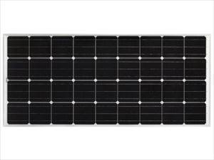 ソーラー発電・交流出力システム 155W 発電タイプ (電池無・直結タイプ)[正規ルート品][日本語取扱説明書]