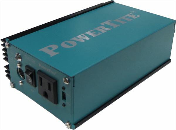 DC->ACインバータ 正弦波 Power Tite 未来舎 FI-S126FR-24VDC 125WATT[正規品/日本語の説明書付き/無料保証2年(電池を除く)]