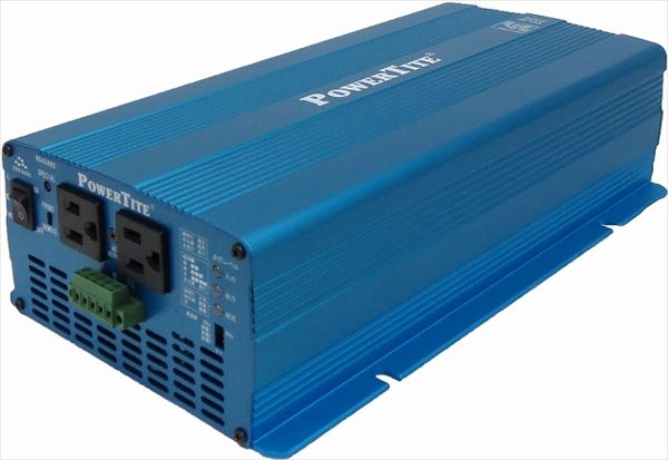 DC->ACインバータ 正弦波 Power Tite 未来舎 FI-S1003-12VDC 1000WATT[正規品/日本語の説明書付き/無料保証2年(電池を除く)]