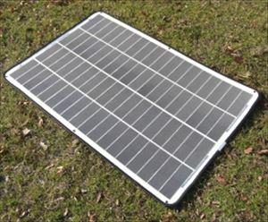 24V用ソーラーセット(CV21) 116W(58W×2枚)+SABB10+配線:1.25sq1.5m,cv3sq10m[正規品/日本語の説明書付き/無料保証2年(電池を除く)]