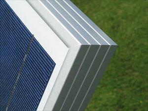 逆流防止ダイオード内蔵 ワニ口クリップ付き8mケーブル標準 すぐにバッテリー充電出来ます 寸法 mm 330×270×26 重量1.4kg 防災 非常 車 船 日本語の説明書付き 正規品 8W 電池を除く 待望 ソーラーパネル 爆買いセール 24V - y-solar 無料保証2年 多結晶