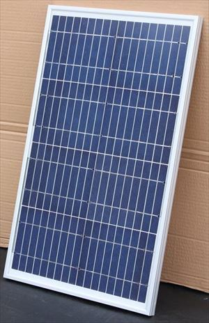 多結晶 ソーラーパネル 30W - 24V / y-solar[正規品/日本語の説明書付き/無料保証2年(電池を除く)]