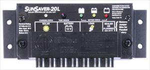 充放電コントローラー / SunSaver SS-10L-24V[正規ルート品][日本語取扱説明書]