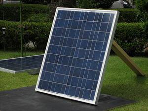 多結晶 ソーラーパネル 60W - 12V / y-solar[正規ルート品][日本語取扱説明書]