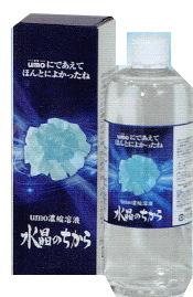 水晶のちからumo 500ml ケイ素 サプリメント 珪素 水晶の力