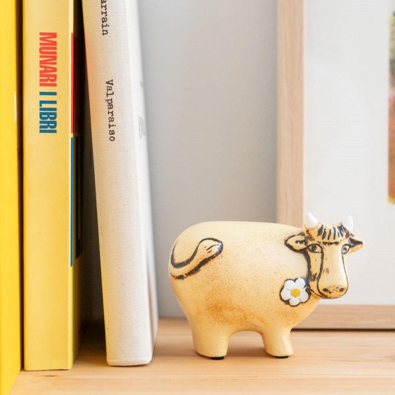 リサラーソンのこだわりがいっぱい詰まった陶器作品 Lisa Larson リサラーソン ショッピング スウェーデンのお花のうし 北欧オブジェ 格安店 置物 北欧インテリア おしゃれ インテリア 北欧雑貨 送料無料 ギフト対応