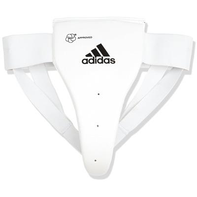 アディダス(adidas) WKF公認グローインガード (女性用)ホワイト