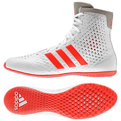 送料無料!!アディダス(adidas) KO レジェンド 16.1 ボクシングシューズ AF5533