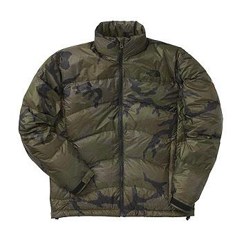 THE NORTH FACE(ザ・ノースフェイス) ACONCAGUA Jacket(アコンカグア ジャケット) L WL(ウッドランド) ND18701