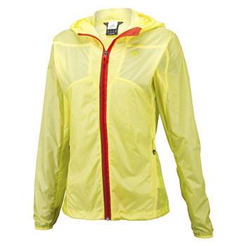 adidas(アディダス) TERREX Wind Jacket Women's S W39253(プライムイエローS12) TS606