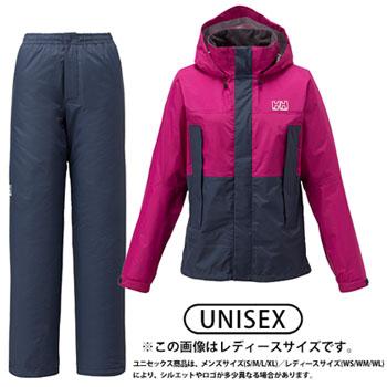 HELLY HANSEN(ヘリーハンセン) HOE11401 Helly Rain Suit(ヘリー レインスーツ) Men's XL P(パープル) HOE11401