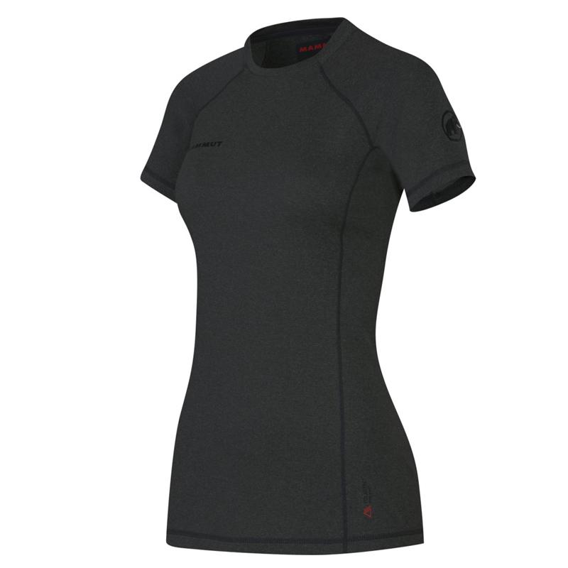 MAMMUT(マムート) Trovat Pro T-Shirt Women's M 0397(graphite melange) 1041-07820