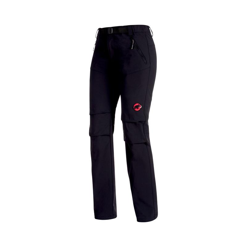 MAMMUT(マムート) SOFtech TREKKERS Pants Women's M black 1020-09770