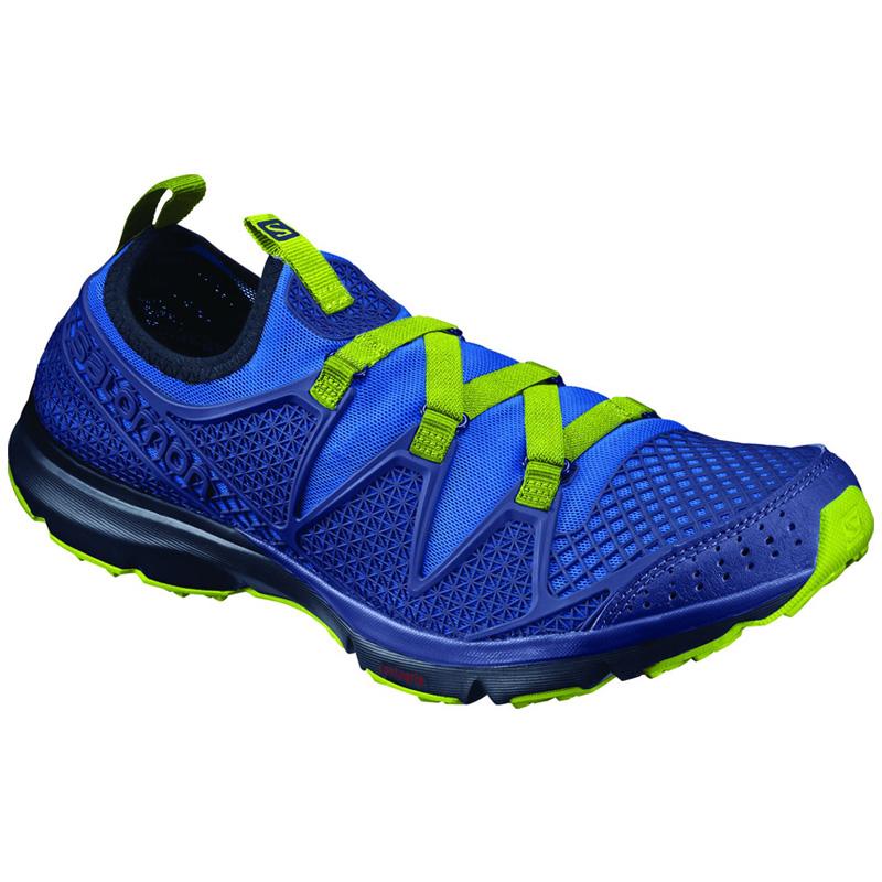 SALOMON(サロモン) FOOTWEAR CROSSAMPHIBIAN 27.5cm Nautical Blue×Blue L39470600