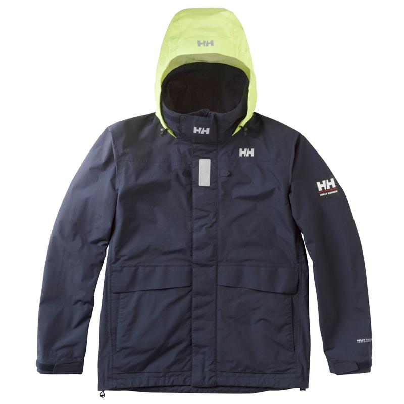 HELLY HANSEN(ヘリーハンセン) Ocean Frey Light Jacket(オーシャン フレイ ライト ジャケット) Men's M HB(ヘリーブルー) HH11712