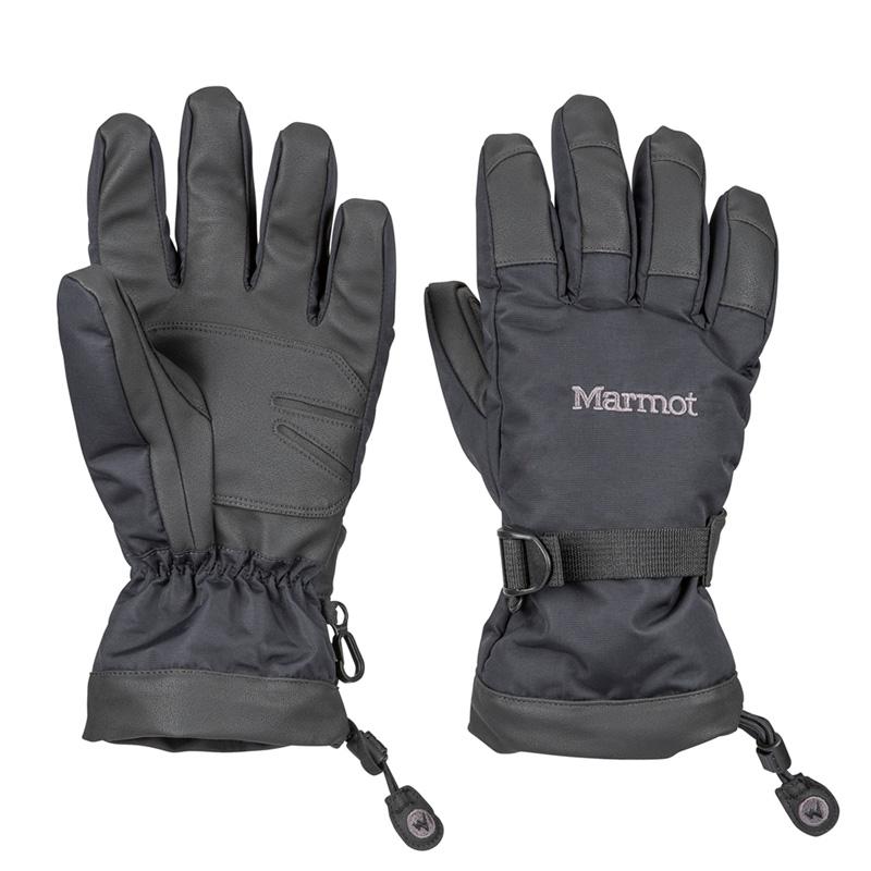 Marmot(マーモット) W'S NANO PRO GLOVE(ウィメンズ ナノプロ グローブ) L 001(ブラック) TOCMGD1407