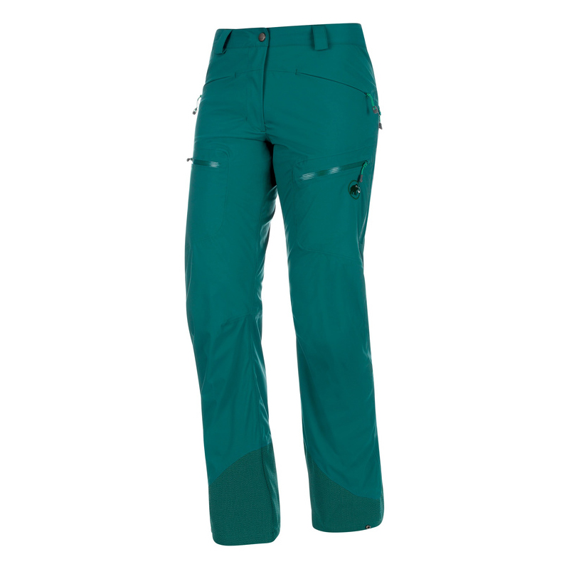 MAMMUT(マムート) Stoney HS Pants Women's 34 teal 1020-09142