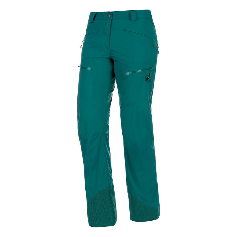 MAMMUT(マムート) Stoney HS Pants Women's 36 teal 1020-09142