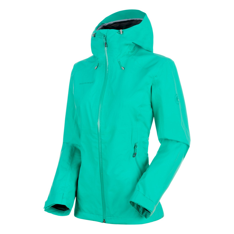 MAMMUT(マムート) Convey Tour HS Hooded Jacket Women's S atoll 1010-26021