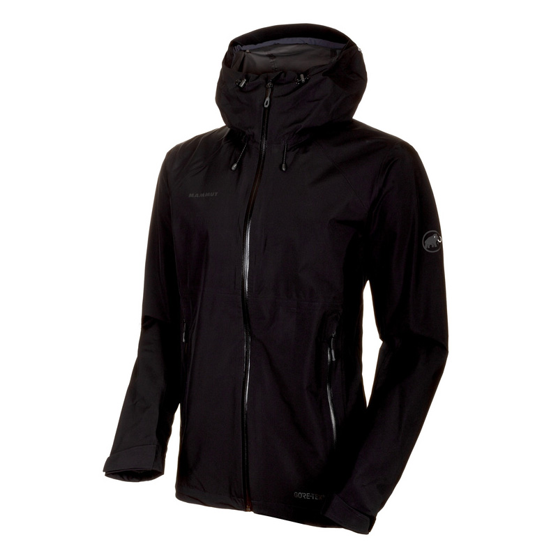MAMMUT(マムート) Convey Tour HS Hooded Jacket Men's L black 1010-26031