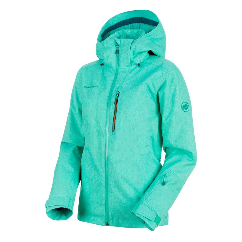 MAMMUT(マムート) Stoney HS Thermo Jacket Women's S atoll melange×atoll 1010-24801