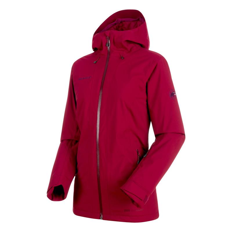 MAMMUT(マムート) Nara HS Thermo Hooded Jacket Women's M beet 1010-25011