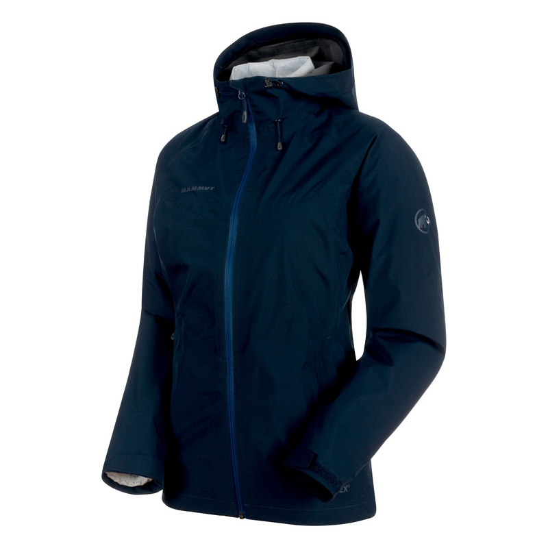 MAMMUT(マムート) Convey 3 in 1 HS Hooded Jacket Women's M marine×marble 1010-26490