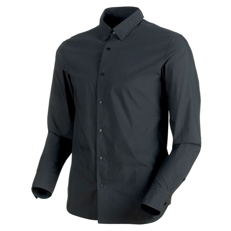 MAMMUT(マムート) CHALK Shirt Men's XS phantom 1015-00200