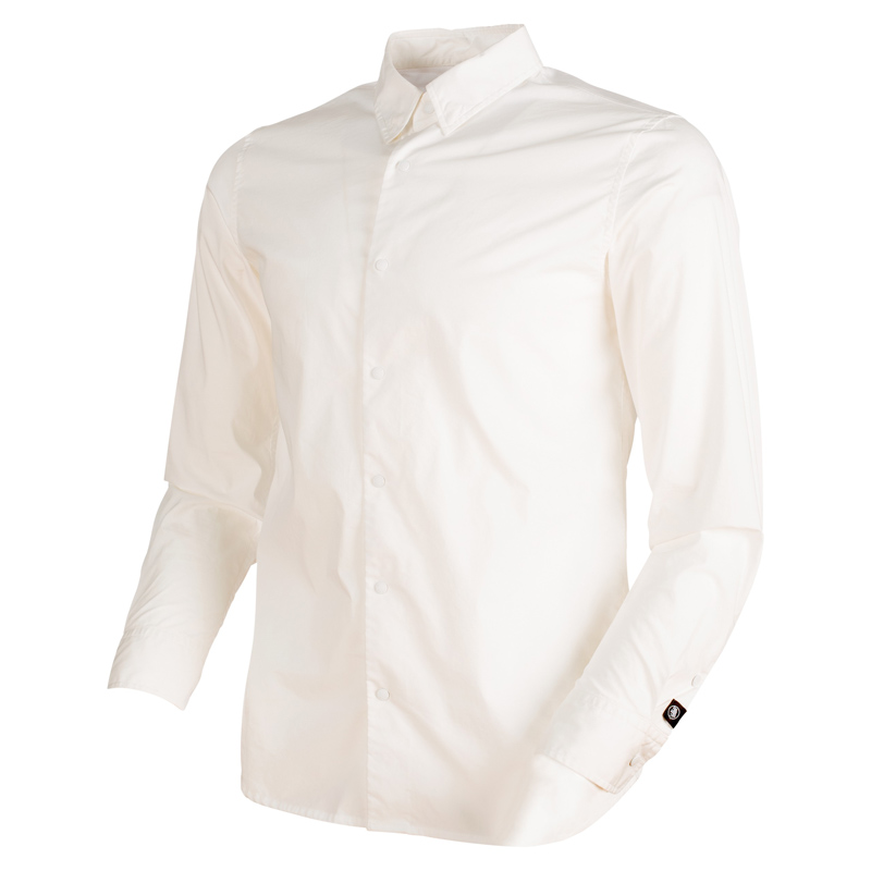 MAMMUT(マムート) CHALK Shirt Men's XL white 1015-00200