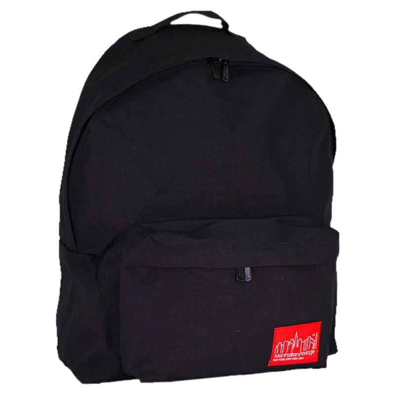 お求めやすく価格改定 -デイパック バックパック- 送料無料カード決済可能 マンハッタン ポーテージ Manhattan Portage Big 1210 Apple Black Backpack