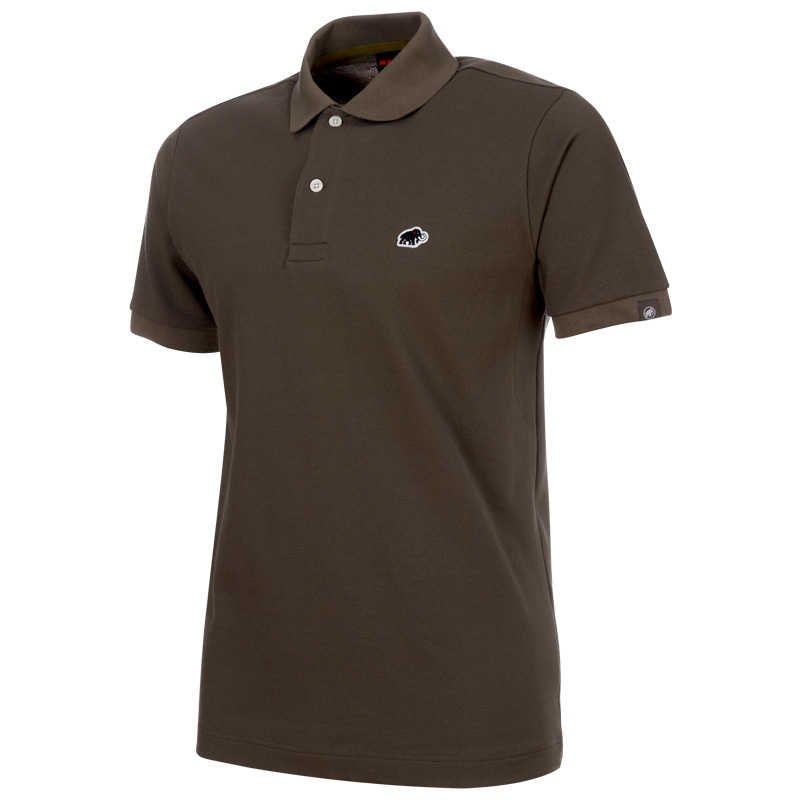 MAMMUT(マムート) MATRIX Polo Shirt Men's L 4023(dark olive) 1017-00400