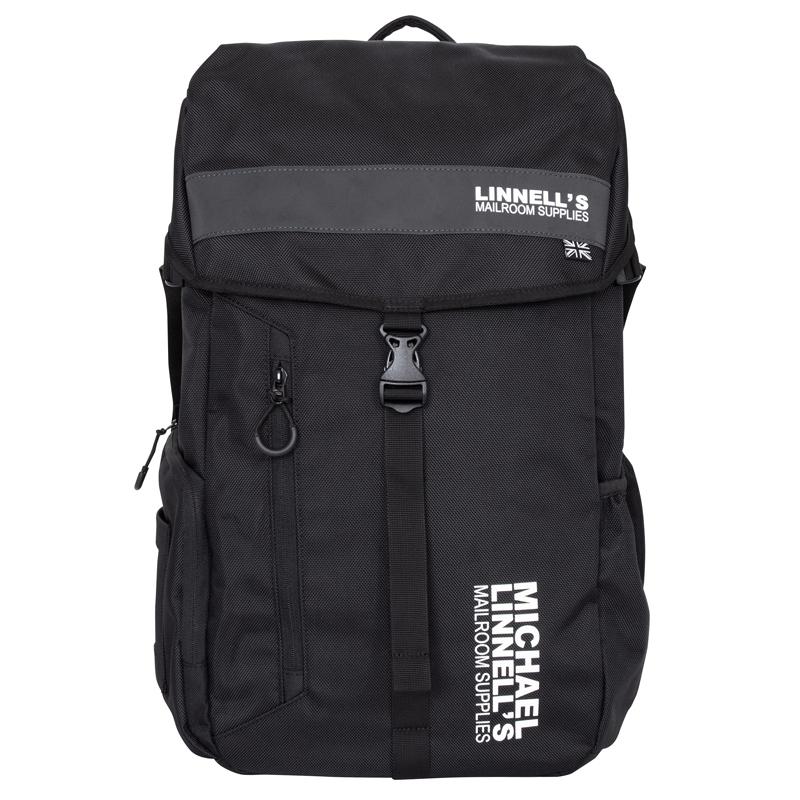 マイケルリンネル(MICHAEL LINNELL) Big Backpack(ビッグ バックパック) ML-008 30L Black×Black 93002