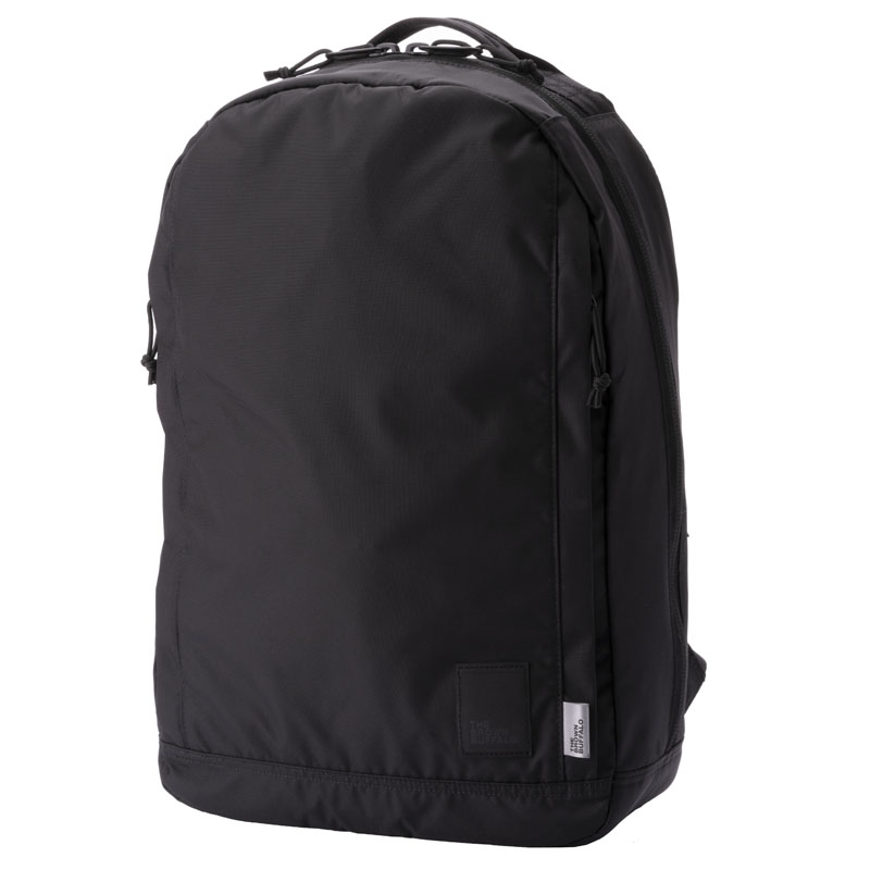 ザ ブラウン バッファロー(THE BROWN BUFFALO) CONCEAL BACKPACK BLACK F18CP420DBLK1