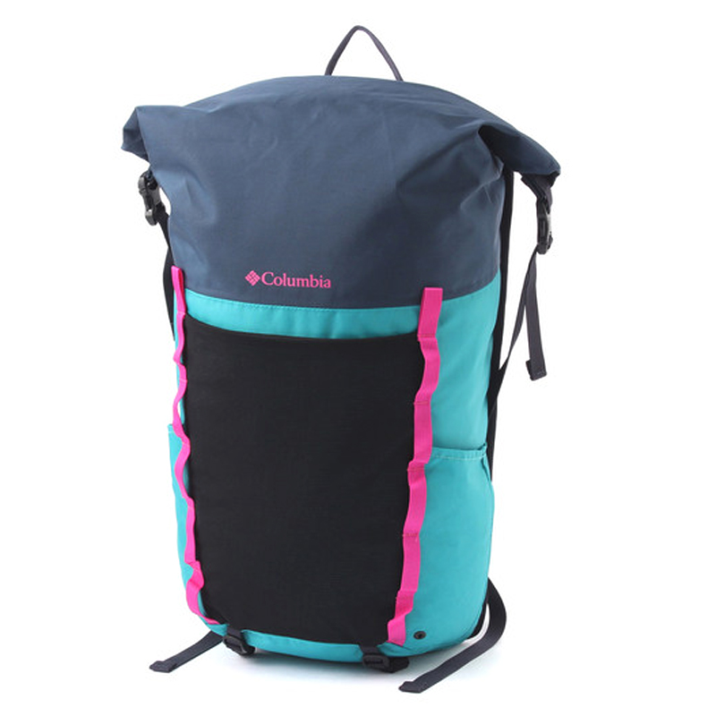 Columbia(コロンビア) PENK RIVER OUTDRY BACKPACK(ペンク リバーア ウトドライ バックパック) 25L 324(EMERALD SEA) PU8276