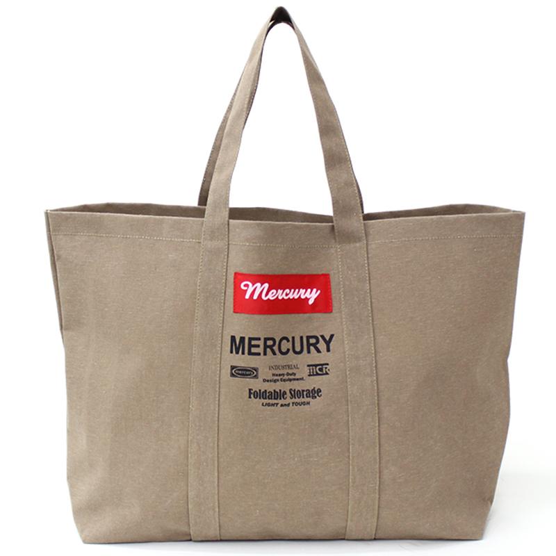 国内在庫 -トートバッグ ショルダーバッグ- MERCURY マーキュリー グローセリートート ME045478 MCR 新作入荷 サンドベージュ