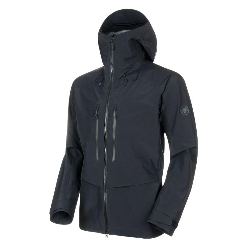 MAMMUT(マムート) Teton HS Hooded Jacket AF Men's XS 0001(black) 1010-27120
