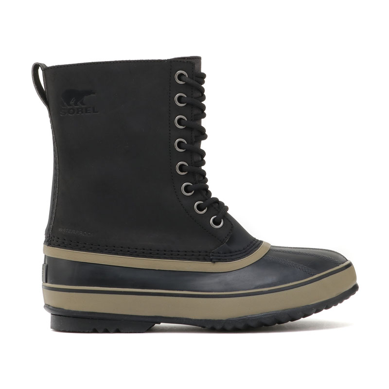 SOREL(ソレル) 1964 レザー(1964 LTR) Men's 9/27.0cm 010(BLACK) NM3484