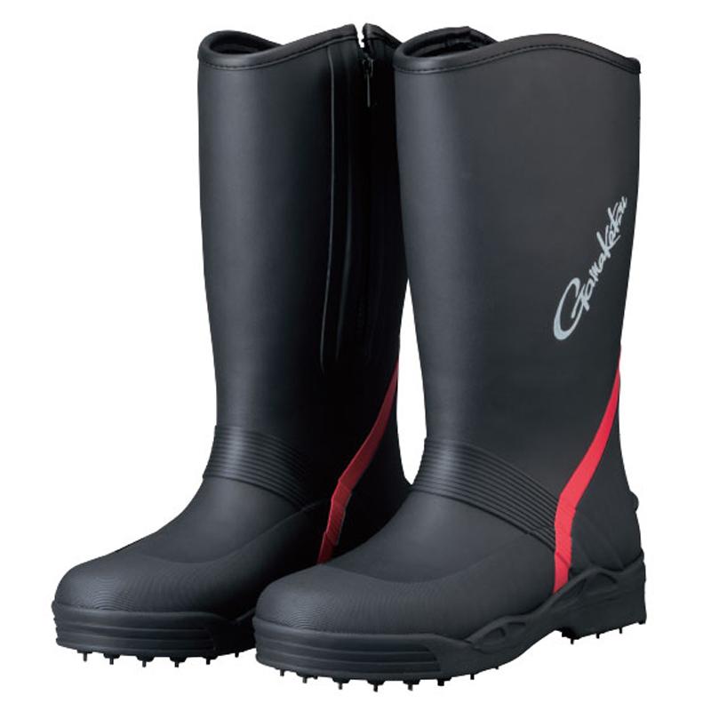 がまかつ(Gamakatsu) スパイクブーツ GM-4528 L ブラック 54528-3-0